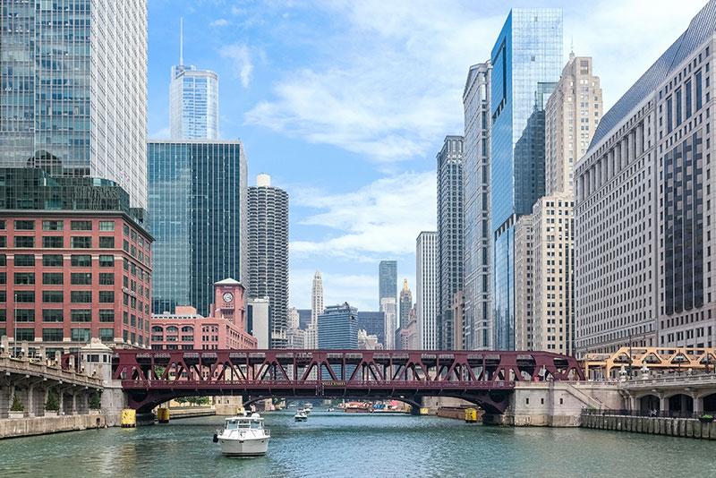 ZDA, Velika jezera, Chicago