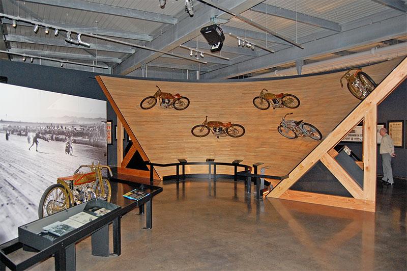 ZDA, Velika jezera, Chicago, Muzej Harley Davidson