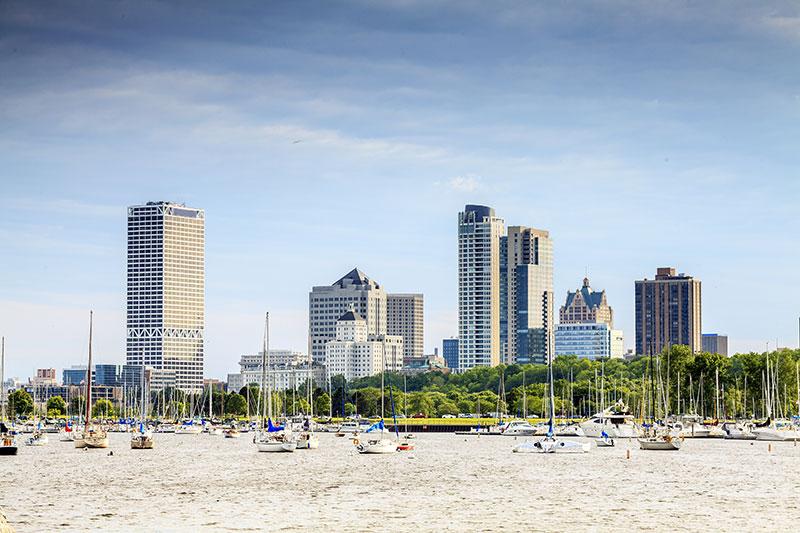 ZDA, Velika jezera, Milwaukee