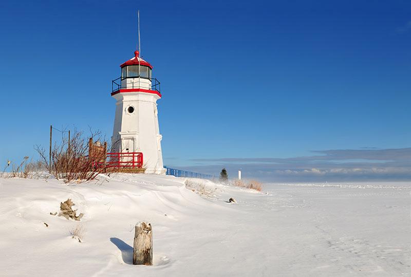 ZDA, Velika jezera, Mackinac Island