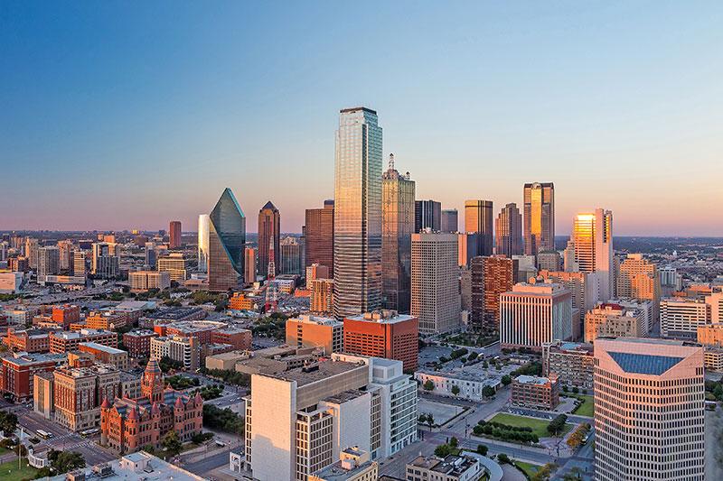 ZDA potovanje Dallas