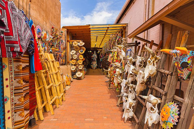 ZDA potovanje Santa Fe
