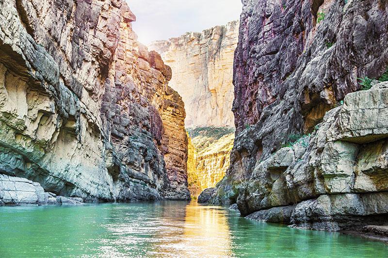 ZDA potovanje narodni park Big Bend