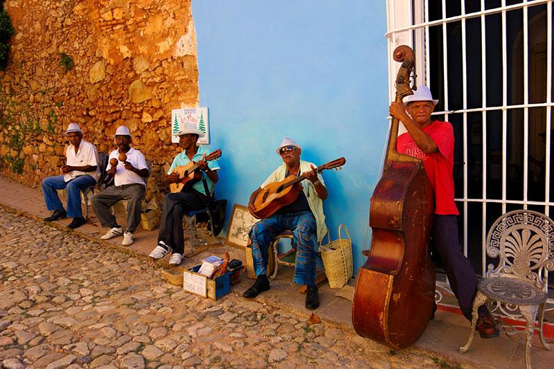 Potovanje po Kubi, Trinidad