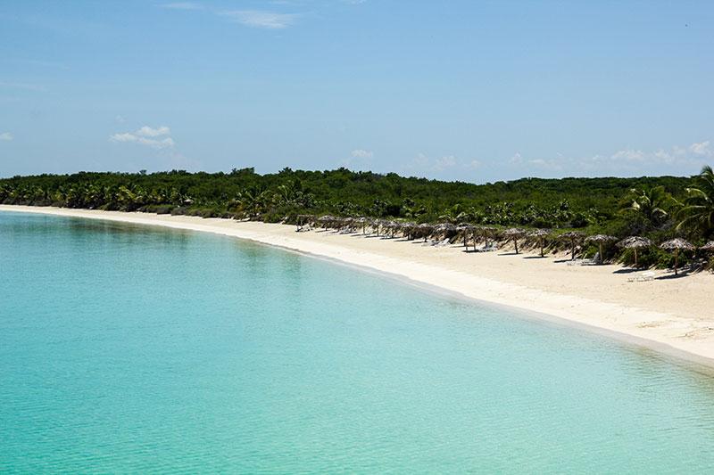 Potovanje po Kubi, Cayo Santa Maria