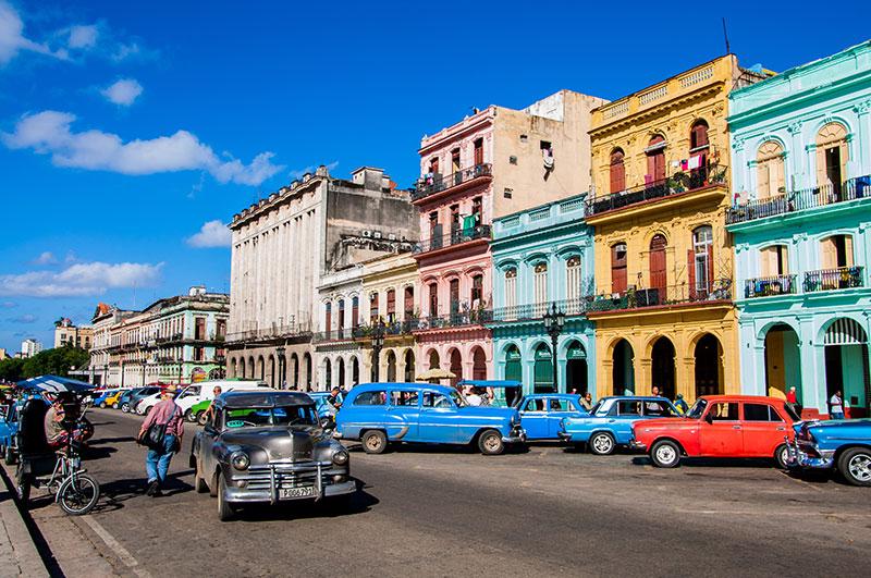 Potovanje po Kubi, Havana