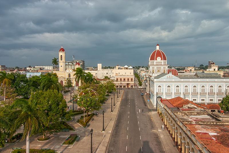 Potovanje po Kubi, Cienfuegos