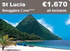 Poročno potovanje, St Lucia, Karibi