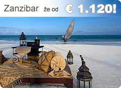 Poročno potovanje Zanzibar