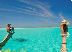 Poroka v tujini, Cookovi otoki
