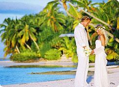 Cookovi otoki, sanjska poroka