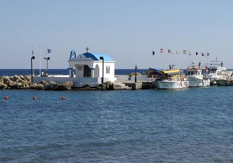 Poroka v Grčiji, Rodos, Faliraki, Saint Apostoli