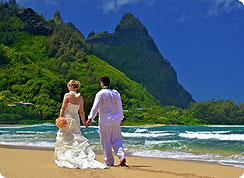 Poroka na Havajih, Kauai