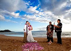 Poroka na Havajih, Maui