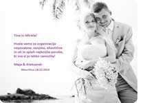Najina poroka, Mauritius