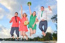 Poroka na Mauritiusu
