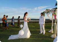 Najina poroka, poroka na Fidžiju