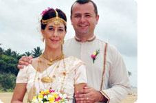 poroka Šri Lanka