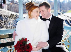 Poroka New York, Centralni park, ZDA