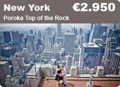 Poroka v Rockefeller centru, New York, ZDA