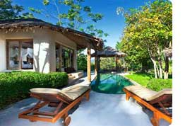 Počitnice na Tajskem, Naka Island Resort