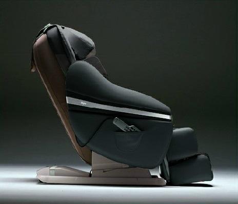 masažni stol - sogno - črna barva